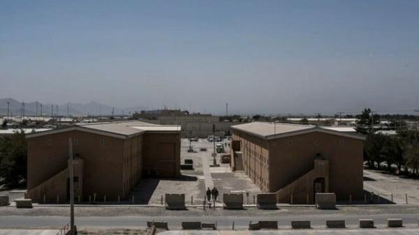 تحویل بزرگترین پایگاه نظامی آمریکا در افغانستان به نیروهای افغان
