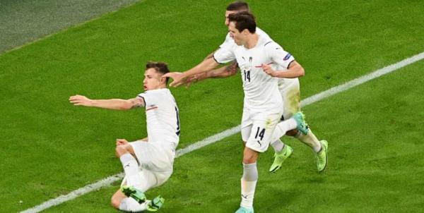 ایتالیا حریف اسپانیا در نیمه نهایی شد، هیجان به توان بی نهایت