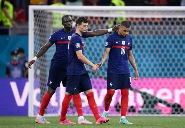 یورو 2020، پیغام امباپه در پی حذف فرانسه: می خواستم به تیم یاری کنم!