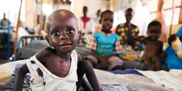 سازمان ملل: 3 میلیون کودک زیر5 سال در سودان از سوء تغذیه رنج می برند