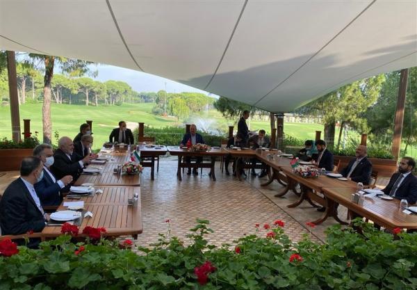 برگزاری نشست 3جانبه وزرای خارجه ایران، ترکیه و افغانستان درباره ترانزیت و امنیت