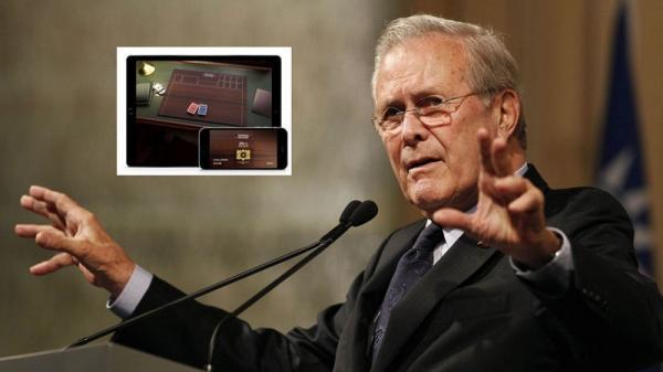 دونالد رامسفلد طراح جنگ عراق درگذشت