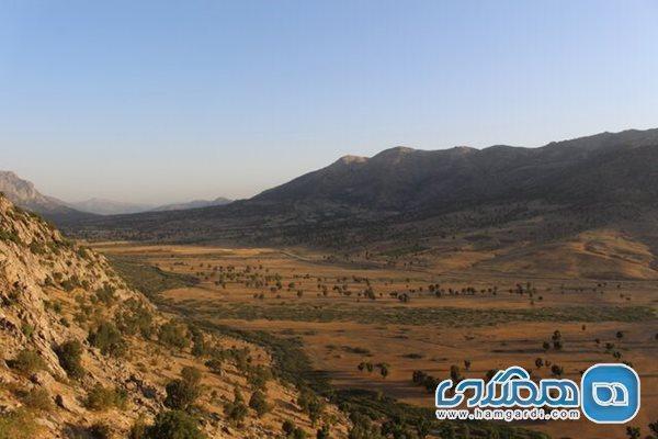 شناسایی محوطه های تاریخی نو در مریوان