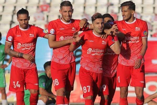طراحی تراکت: اعلام ترکیب تیم های فوتبال تراکتور و النصر عربستان