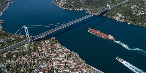 ترکیه تور ارزان: تصادف دو شناور روسیه و ترکیه در تنگه بُسفُر